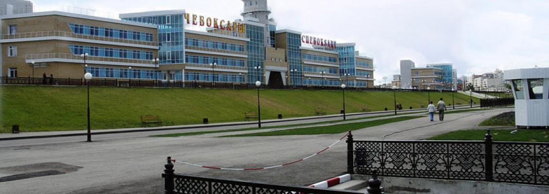 Круиз 2007, 12 июня, день третий, ч.1, Чебоксары