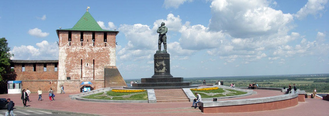 Круиз 2007, 13 июня, день четвертый, ч.1, Нижний Новгород