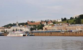 Круиз 2012, 12 июня, день пятый, Нижний Новгород