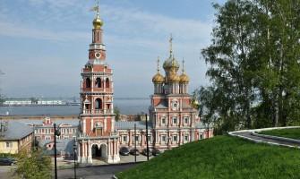 Круиз 2013, 12 мая, день первый, Нижний Новгород