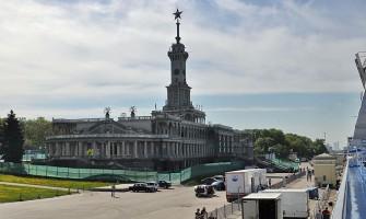 Круиз 2014, 12 мая, день первый, Москва