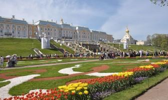 Круиз 2014, 18 мая, день седьмой, Петергоф