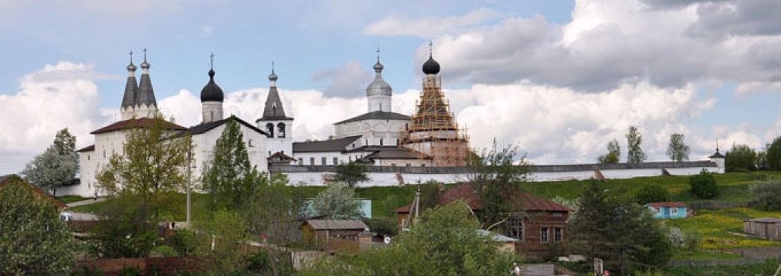 Круиз 2014, 22 мая, день одиннадцатый, Ферапонтово