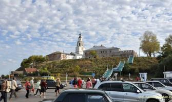Круиз 2010, 02 сентября, день третий, ч.1,  Свияжск