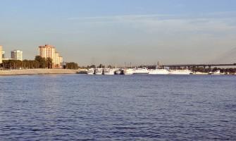 Круиз 2011, 05 сентября, день первый, Санкт-Петербург