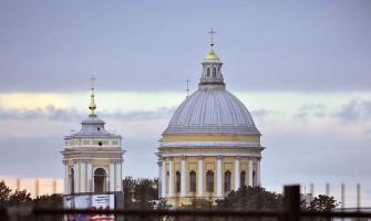 Круиз 2011, 10 сентября, день шестой, Санкт-Петербург, ч.1