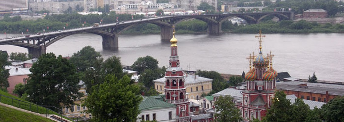 Круиз 2009, 07 июня, день четвертый, ч.1, Нижний Новгород