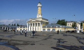 Круиз 2009, 08 июня, день пятый, ч.1, Кострома